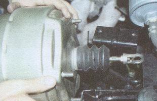 вакуумный усилитель Волга ГАЗ 31105