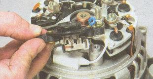 регулятор напряжения генератора ГАЗ 31105