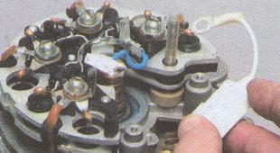 конденсатор генератора ГАЗ 31105
