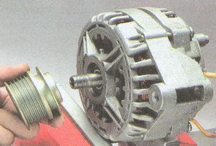 шкив генератора ГАЗ 31105