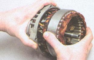 статор генератора