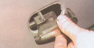 указатель поворота ГАЗ 31105