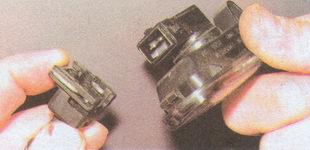 колодка проводов указателя поворота