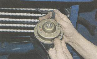 звуковой сигнал ГАЗ 31105