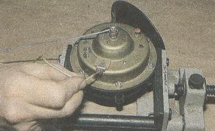 регулировка звукового сигнала ГАЗ 31105