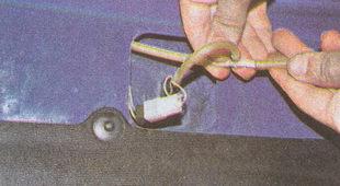 шланг о- тройник омывателя лобового стекла