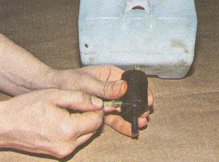 шланг подачи жидкости - электронасос омывателя лобового стекла