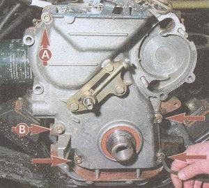крышка блока цилиндров ЗМЗ 406