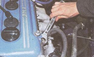 датчик аварийного давления масла ГАЗ 31105