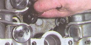 Замена гидрокомпенсаторов на 405 двигателе своими руками 43