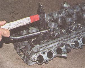 ГАЗ 31105 двигатель ЗМЗ 406 сошка рассухаривателя