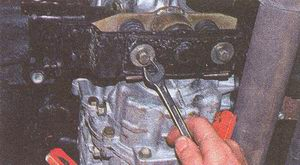 пластина опоры коробки передач