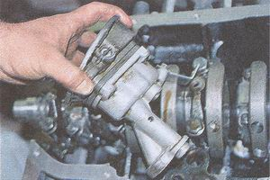 масляный насос двигателя ЗМЗ 406
