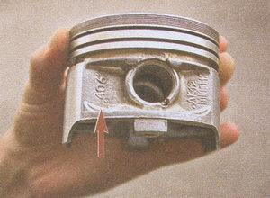 поршень двигателя ЗМЗ 406