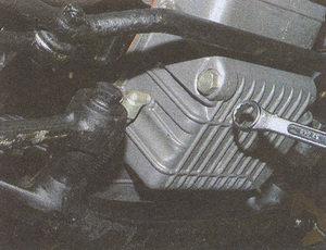 пробка сливного отверстия двигателя ЗМЗ 406