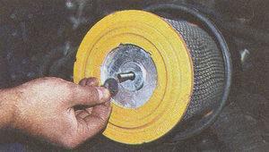прокладка воздушного фильтра