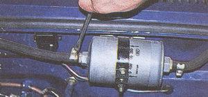 хомуты крепления шлангов топливопроводов
