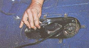 трубка фильтра топливозаборника