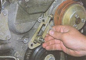 натяжитель ГРМ двигателя ЗМЗ 406