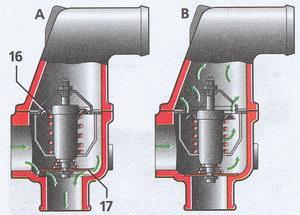 Система охлаждения газ 406 схема фото 279