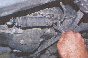 рабочий цилиндр сцепления газ