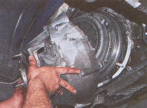 картер сцепления ГАЗ 31105