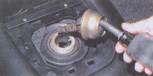 рычаг переключения передач ГАЗ 31105