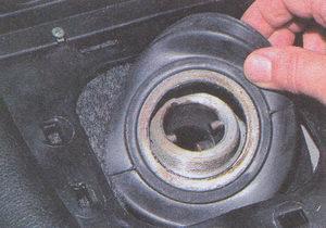 резиновый уплотнитель коробки передач ГАЗ 31105