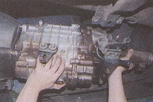 коробка передач ГАЗ 31105