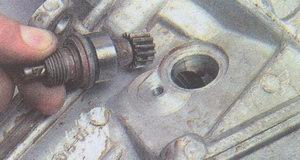 датчик скорости ГАЗ 31105