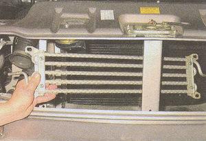 масляный радиатор Волга ГАЗ 31105