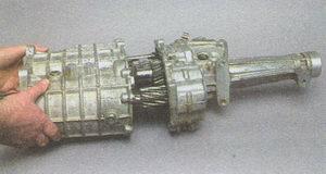 картеры коробки передач ГАЗ 31105