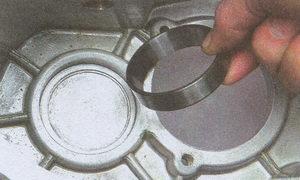 наружное кольцо подшипника кпп ГАЗ 31105