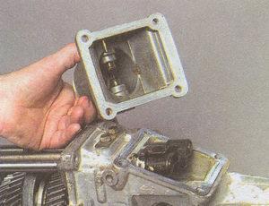 корпус рычага переключения передач