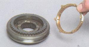кольцо синхронизатора кпп