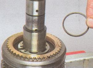 дистанционное кольцо