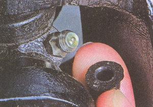 защитный колпачок пресс-масленки карданного шарнира автомобиля Волга ГАЗ 31105