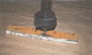 снятие промежуточной опоры с переднего карданного вала автомобиля Волга ГАЗ 31105