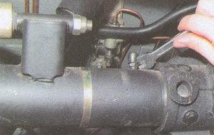 сапун кожуха левой полуоси заднего моста ГАЗ 31105