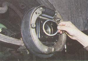 шайба пружинная полуоси ГАЗ 31105