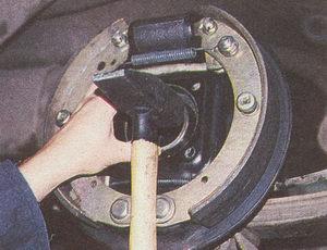 запрессовка сальника в полуось ГАЗ 31105