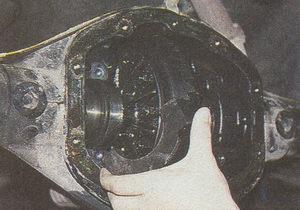 крышки подшипников дифференциала заднего моста ГАЗ 31105