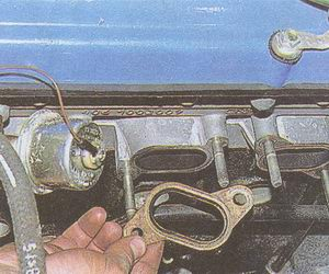 прокладки выпускного коллектора ГАЗ 31105