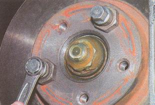 тормозной диск автомобиля Волга ГАЗ 31105