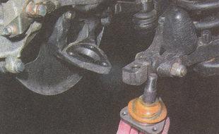 шаровая опора автомобиля Волга ГАЗ 31105