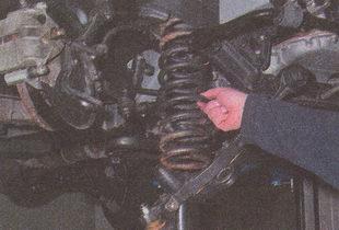пружина автомобиля Волга ГАЗ 31105
