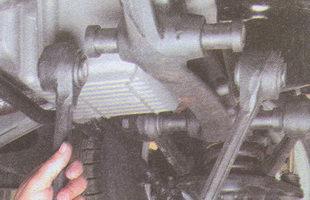 нижний рычаг в сборе автомобиль Волга ГАЗ 31105