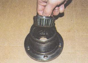 подшипник ступицы ГАЗ 31105
