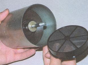 сетчатый фильтр бачка гидроусилителя