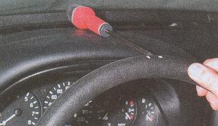 проверка свободного хода рулевого колеса ГАЗ 31105